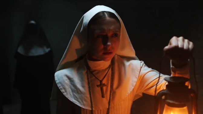 In theaters: The Nun (2018)