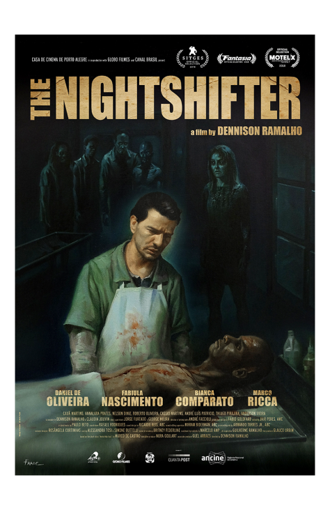 The Nightshifter (2018)