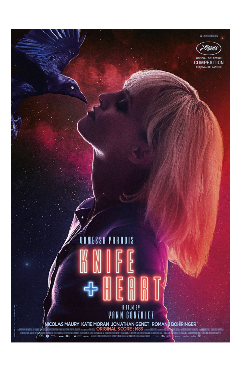 Knife + Heart (2018)